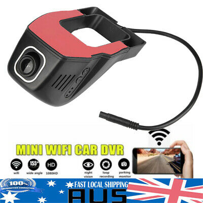 AU44.19 • Buy Mini 1080P Car DVR Camera Dash Cam WIFI G-sensor Video Recorder Night Vision AU