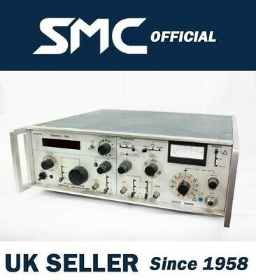 Racal 9080 Synthensized Signal Generator 1.5 - 520 MHZ • 100£