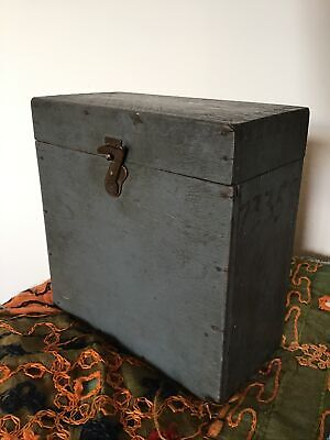 Air Ministry WW2 Signal Lamp Lens Box • 35£