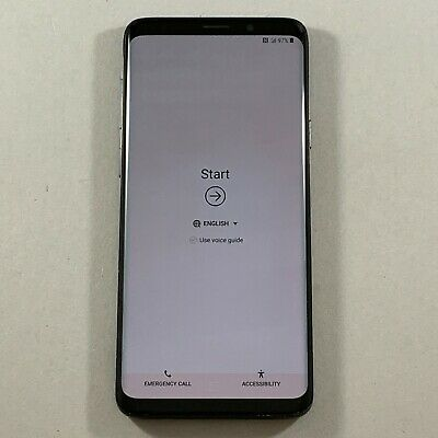$ CDN247.97 • Buy Samsung Galaxy S9+ Plus 64GB SM-G965 Midnight Black Verizon Unlocked *Light Burn