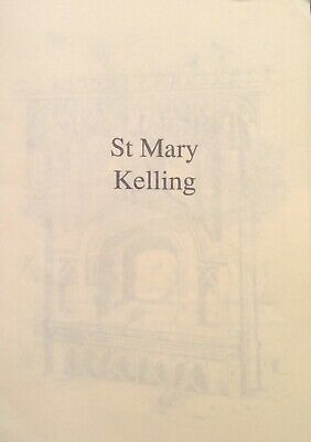 Norfolk Kelling Church Of St Mary 1994 • 0.99£