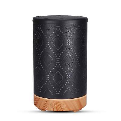 AU49.99 • Buy Essential Oil Aroma Diffuser 100ml Metal Art Aromatherapy Air Mist Humidifier