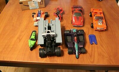 $70 • Buy Lot Of 6 MASK Kenner Vehicles For Parts/repair Thunderhawk, Goliath, Stinger