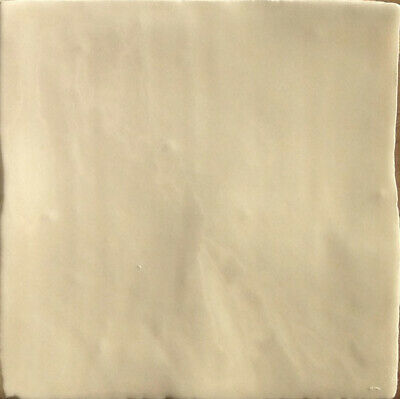 £28.21 • Buy 1m2 Bakewell Biscuit Gloss Rustic Edge Ceramic Kitchen Wall Tile 10 X10cm