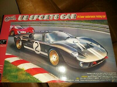 Magnifier  0019 1:12th Scale Ford GT40 UK STOCK • 63.99£