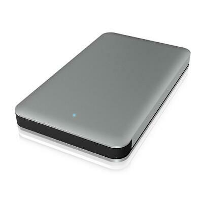 ICY BOX IB-246-C3 HDD/SSD Enclosure Grey 2.5inch • 23.25£