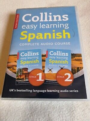 Collins Easy Learning Audio Course: Easy Learning Spanish Audio Course: Languag… • 2.99£