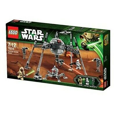 75016 Lego Star Wars Homing Spider Droid • 5£