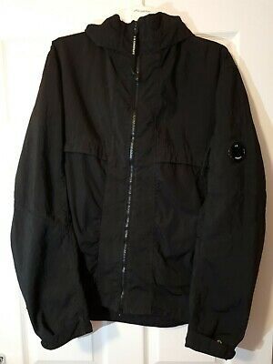 CP Company Quartz Arm Lens Jacket Black • 80£