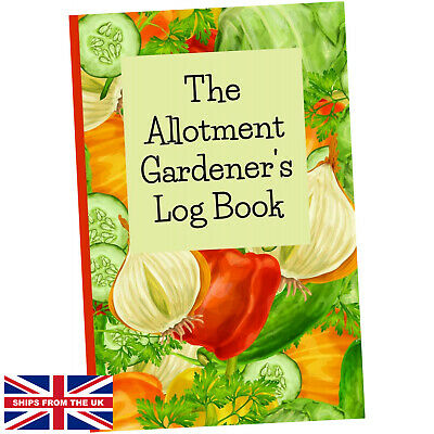 £8.25 • Buy The Allotment Gardener's Log Book - Cabbage Patch Publications (Paperback) - ...