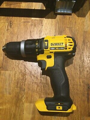 Dewalt DCD785 Drill, Charger And T Stack Case, No Batteries  • 65£