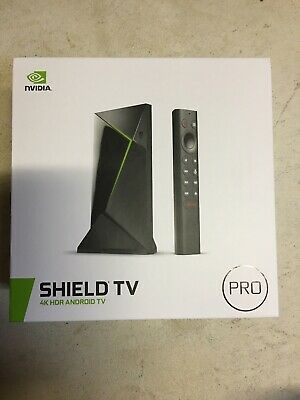 $ CDN325.82 • Buy NVIDIA - SHIELD Android TV Pro - 16GB - 4K HDR Streaming Media Player-New IN Box