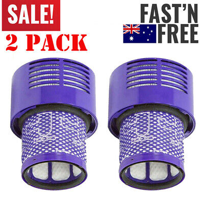 AU17.99 • Buy 2x Washable Hepa Filter For DYSON Cyclone V10 Animal Absolute Total Clean Vacuum