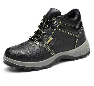 AU46.99 • Buy Mens Comfortable Safety Shoes Sneakers Steel Toe Cap Work Boots Outdoor Shoes