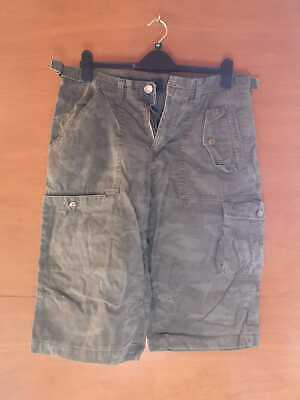 Mens Shorts Bnwt Airwalk Knee Lenght Camo • 4.99£