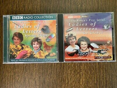 Ladies Of Letters Spring Clean  And Go Global Cd Audio Books • 8£