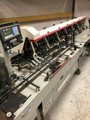 $12500 • Buy Refurbished Stretch Envelope Inserter From Tri-State Mailing Equipment