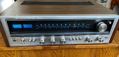 Pioneer SX-535 Vintage Tuner/Amp -Great Sound • 180£