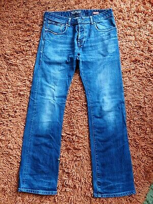 Men's Duck And Cover Blue Jeans 32x32 • 3£