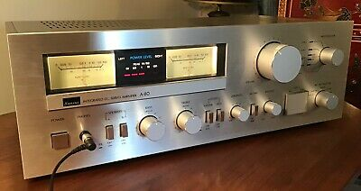 Sansui A80 Stereo Integrated Amplifier. Fantastic Condition. Superb Sound. • 150£