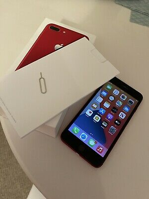 Apple IPhone 8 Plus (PRODUCT)RED - 64GB - (Unlocked) A1897 (GSM) GREAT CONDITION • 122£