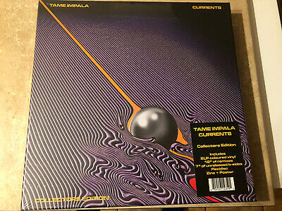 Tame Impala Currents Collectors Edition • 240£
