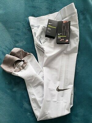 $70 • Buy NIKE PRO HYPERRECOVERY COMPRESSION TIGHT PANTS BASE LAYER Med MEN NWT $140.00