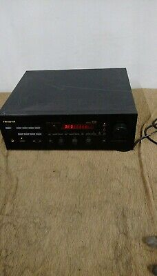 $110 • Buy Nakamichi AV-10 Harmonic Time Alignment Amplifier Audio Visual Receiver