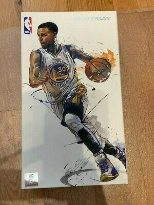 $139.99 • Buy Enterbay 1/9 NBA Motion Masterpiece Steph Curry Golden State Warriors