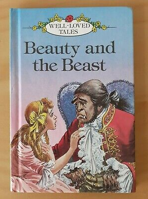 Ladybird Well Loved Tales  BEAUTY AND THE BEAST   Series 606D • 4.99£
