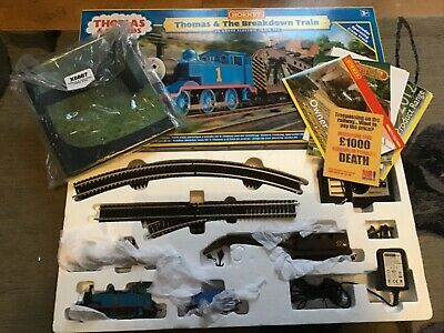 Hornby R9699  Thomas Tank & Friends & The Breakdown Train Set Complete Boxed New • 110£