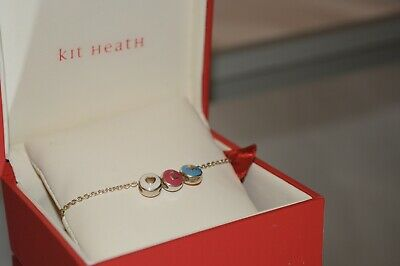 £29.40 • Buy Kit Heath Sterling Silver Child's Bracelet, Kid's Collection Unused Boxed