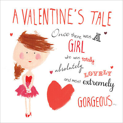 AU5.39 • Buy Valentines Day Card For Her -Valentines Card Girlfriend-Valentines Gifts For Her