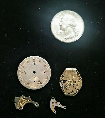 $ CDN10.50 • Buy Authentic Vintage Rolex Watch Parts And Face