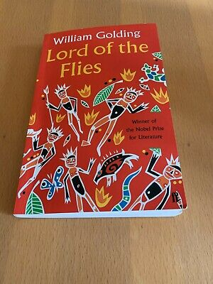 Lord Of The Flies By William Golding • 1.50£