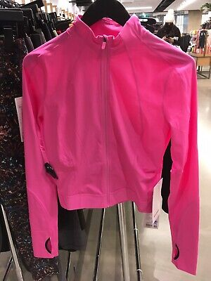 $ CDN149.99 • Buy Lululemon Final Mile Jacket Dark Prism Pink 10