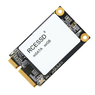 AU48.99 • Buy RCESSD MSATA SSD 256GB Solid State Drive Internal High Speed 5Gbps Hard DrivB7H3