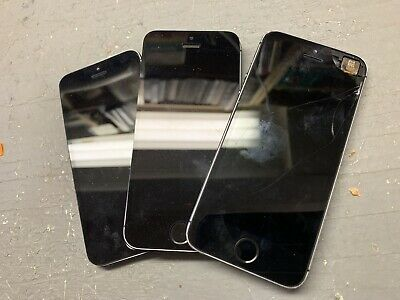 $ CDN1.26 • Buy Lot Of 3 Apple Iphone For Parts Only A1533