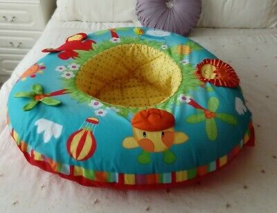 Sit Me Up Inflatable Ring Baby Play Chair Playnest Activity Seat - Mothercare  • 9.99£