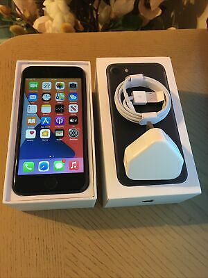 Apple IPhone 7 Plus -32gb~ Black (Unlocked) Full Working Immaculate Condition 🎁 • 186£