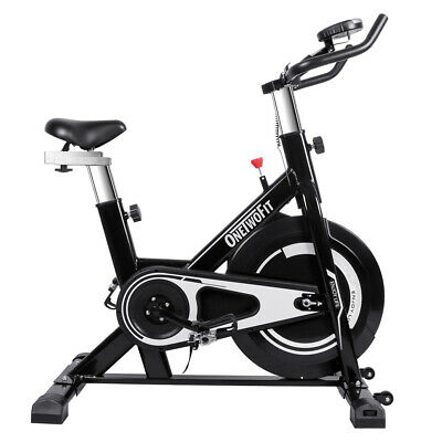 £168.98 • Buy OTF Exercise Spin Bike Home Gym Bicycle Cycling Cardio Fitness Training Indoor