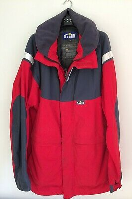 Red Douglas Gill OS2J Key West Jacket • 20£