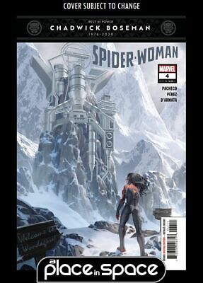 Spider-woman, Vol. 7 #4a (wk39) • 3.95£