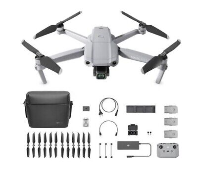 AU1753.44 • Buy NEW DJI Mavic Air 2 Drone Fly More Combo - Grey