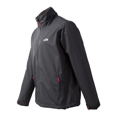 Gill Mens Crew Sport Sailing Jacket Graphite UK L RRP £110 (G110) • 50£