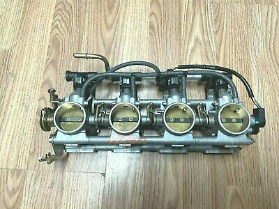 $170 • Buy 01 02 03 Suzuki Gsxr 750 Throttle Body Fuel Injector Bodies
