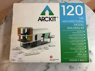 Arckit 120 - Architectural Scale Model Building Kit 400pcs-. Used Once. FREE🚚 • 149.95£