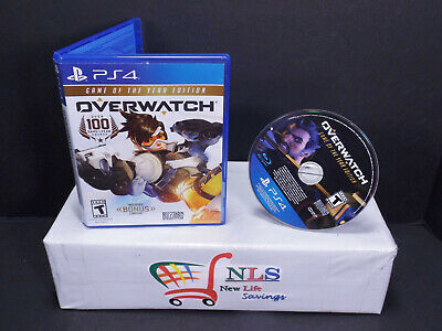 AU23.97 • Buy PS4 OVERWATCH Game Of The Year Edition