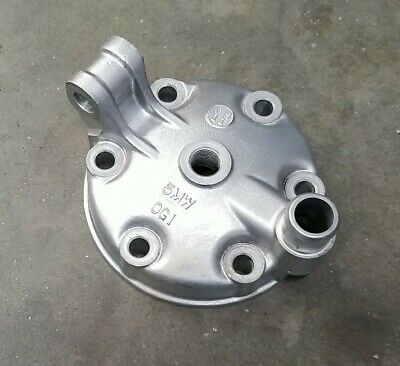 $109.95 • Buy 2001 - 2020 Yamaha YZ250 Cylinder Head Top End Cover Cap Hat 2stroke NICE!
