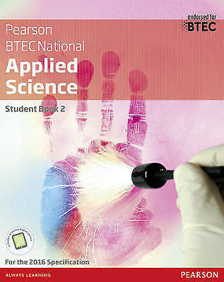 £30 • Buy BTEC Level 3 Nationals Applied Science Student Book 2 By Frances Annets, Roy...